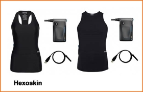 Hexoskin Wearable Body Metrics
